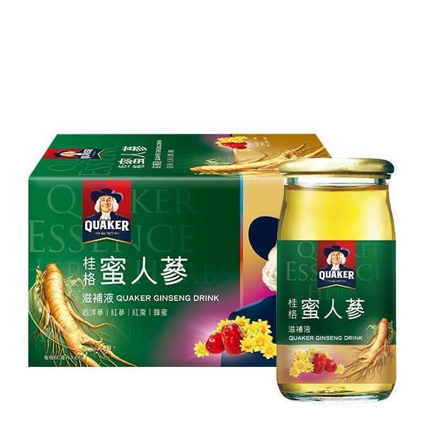 桂格養氣蜜人蔘60mlX19瓶