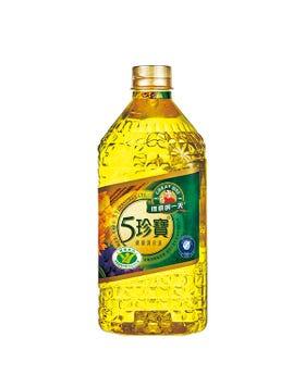 五珍寶健康調合油