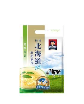 抹茶北海道麥片