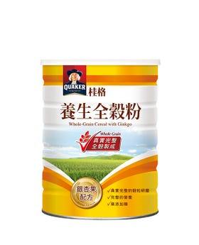桂格銀杏果全榖粉