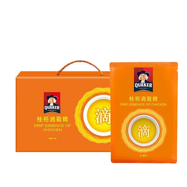 桂格滴雞精52mlX9包 / 1 kg (盒)