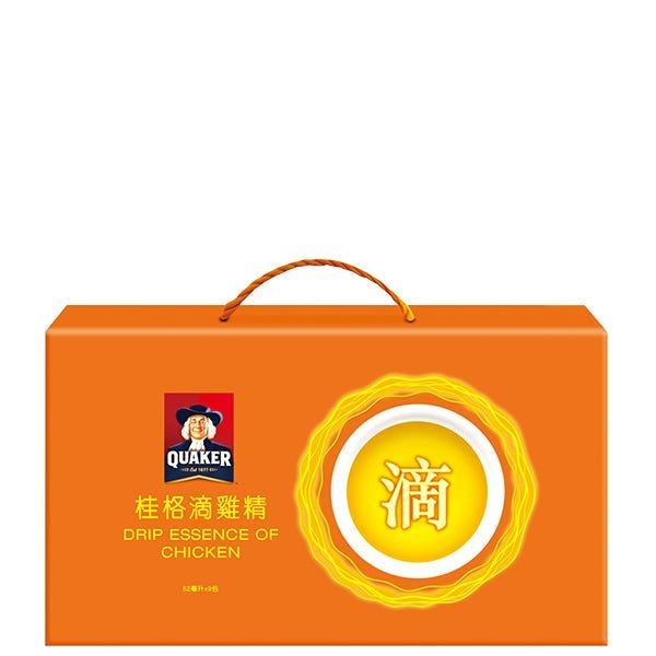 桂格滴雞精52mlX9包