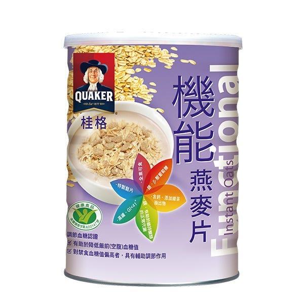 桂格機能燕麥片3罐700gX3罐