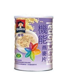 機能燕麥片3罐