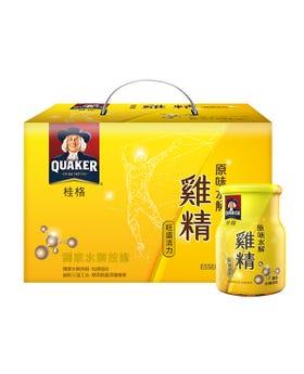 桂格原味水解雞精68ml*18瓶