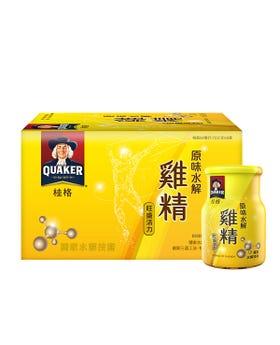 桂格原味水解雞精68mlX6瓶