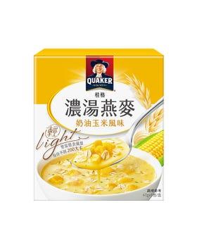 桂格濃湯燕麥-奶油玉米風味