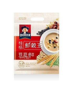 桂格豆豆多鮮穀王袋裝【買2送1】