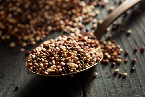 驚奇五麥,超級食物:第一章 超級食物的真面目!帶你走近「藜麥」